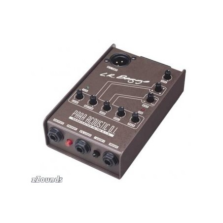 Para Acoustic D.I. Preamp