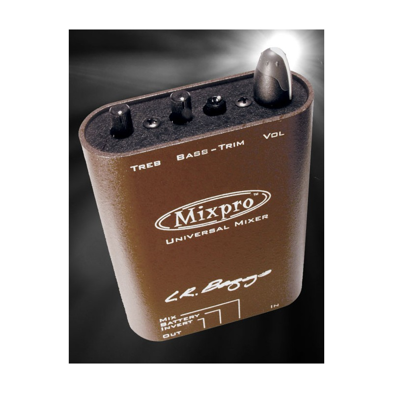 Mixpro preamp