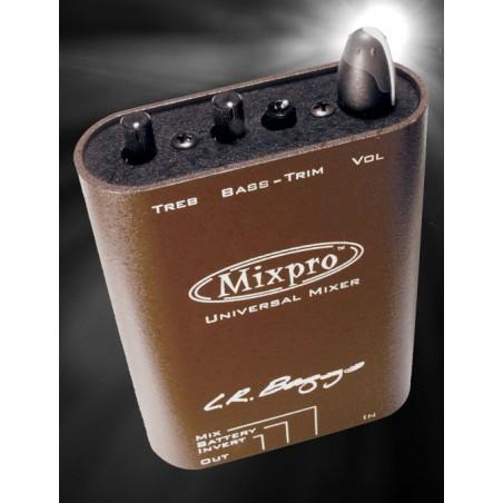 LR BAGGS Mixpro Acoustic Guitar Preamp