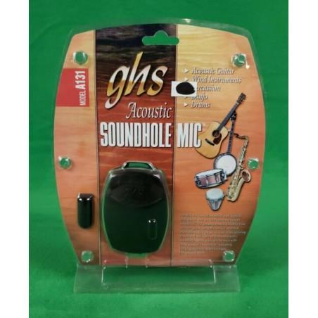 GHS SOUNDHOLE MIC  model 131 (external mount)