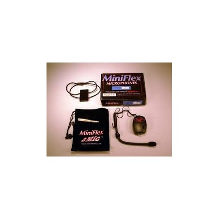 MiniFlex2Mic Soundhole Microphone - model 2